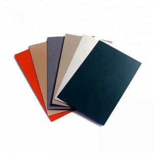 China Building Decoration 3mm 5005 5052 Color Coated Aluminum Sheet wholesale