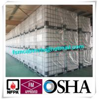 China Acid liquid storage container type Flammable Drum Cabinet 1000L IBC tank, HDPE IBC Tank with Metal Pallet wholesale