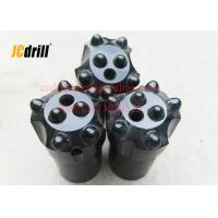China Tungsten Carbide Tapered Button Drill Bits For Quarry Tunnel Bench Drilling wholesale