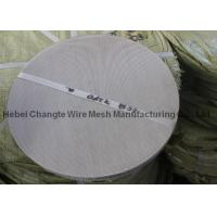 China 130 X 30 Mesh Filter Screen Mesh For Industrial Filter Cloth Wear And Abrasion Resistance wholesale