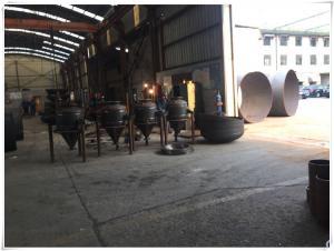 China Medium Pressurized Stainless Steel Air Receiver Tank Vertical Pressure Vessel Design wholesale