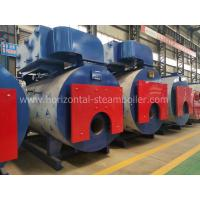China High Thermal Efficiency Hot Water Boiler Furnace Horizontal For Timber Drying wholesale