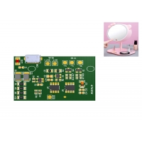 China LED Cosmetic Mirror Lamp PCBA Circuit Board /  Stepless dimming wholesale