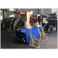 China Light Duty Automatic Pipe Bender , Double Head Tube Bending Equipment wholesale