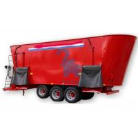 China ADR Auger Brand Feed Mixer Wagon With Durable Planetary Gearbox wholesale