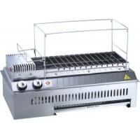 China Ae Series Embedded Automatic Rotate Smokeless Barbecue Stove wholesale