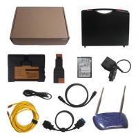WIFI BMW ICOM A2+B+C Diagnostic and Programming Tool 2018/7V with T410 Laptop Ready To Work