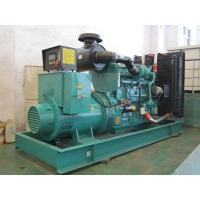 China Industrial Cummins Diesel Generator 500KVA Cummins Power 3 Phase 4 Wire wholesale