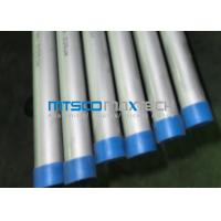 China ASME SA789 Seamless Steel Tube Cold Rolled Process Method PED wholesale