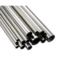 China ASTM A554 Stainless Steel Welded Tubing, Polished, Plain End , TP304 / 304L TP316 / 316L TP321 / 321H wholesale