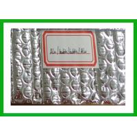 China Pure Aluminum Foil Sided Bubble Wrap Insulation High Efficiency on sale