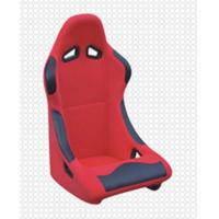 China Custom Pineapple Bucket Racing Seats With Backrest Angle Adjustment wholesale