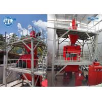 China Durable Dry Mortar Equipment Dry Valve Type / Open Type Packing Full Automatic CE Cetificate wholesale