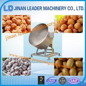 China Small electric chocolate candy peanut coating machine/sugar coating machine wholesale