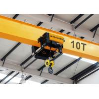 Buy cheap Customized Monorail Double Speed / Frequency Conversion Drive 1-20t Euro Design Electric Monorail Hoist from wholesalers