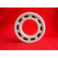 China Strongest PEEK PI Plastic Bearings Resistant To Elevated Temperatures wholesale