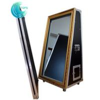 Buy cheap Automatic 65 inch magic new year mirror me selfie mirror photo booth for events from wholesalers