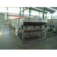 China Craft Brewery Automated Bottling Machine Beer Tunnel Pasteurizer 1 Year Guarantee wholesale