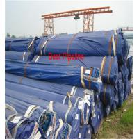 China EN 10297 20MNV6 Carbon Seamless Steel Pipe With  Carbon Steel Plate wholesale