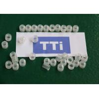 Quality Tansparent Injection Moulding Parts For Electronic Plastic Tubes for sale