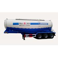 China Cement Mixer Truck , Concrete Mixer Truck For Powder With Air Bag Suspension wholesale