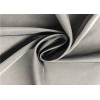 China 100% Coated Polyester Fabric 2/1 Twill Twisted Coating Memory Fabric For Wind Coat wholesale