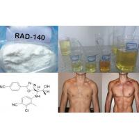 China 99.5% Assay Raw Testolone Powder Sarm RAD 140 for Muscle Growth , CAS 1182367-47-0 wholesale