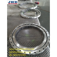 Buy cheap Slewing Bearing factory XSI 140744 N 814x648x56mm for Crane Wheel Bogie from wholesalers
