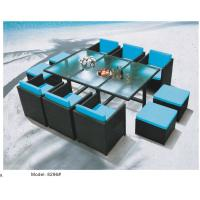 China garden furniture dining set-8296 wholesale
