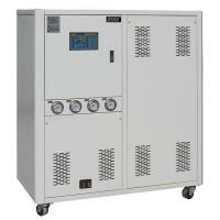 China Recirculating Industrial Air Cooled Chillers , Box Type Cooling Water Chiller wholesale