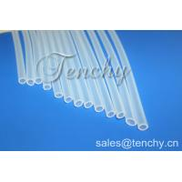 China Soft Medical Grade Silicone Tubing Aging Resistance , Low Temperature Resistance wholesale