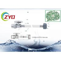 China CPVC Stop Valve Sink Water Supply Line, CE Flexible Plumbing Supply Lines wholesale