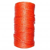 China Hot sale electric fence shock PE UV stabilized poly rope for animal farm fence QL715 wholesale