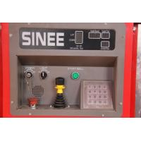 China SINEE 55 kw Inverter Building Material Hoist with 400kg Lifting Device on Cage Top wholesale