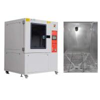 China IP5X IP6X Climatic Test Chamber High Efficiency For Electronic Components wholesale