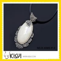 Quality Fashion Custom Gemstone Jewelry,Thai Silver Pendant for sale