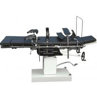 China Head Controlled Stainless Steel Surgical Operating Table / Manual Surgery Table wholesale