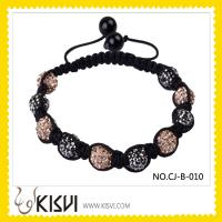 China Fashion Crystal Shamballa Bracelets  wholesale