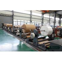 Quality High Speed Cement Paper Bag Making Machine with Servo System for sale