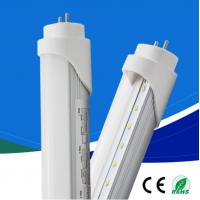 China 0.6-1.5M T8 13W milky cover led tube replacement flurescent tube UL SAA factory price wholesale