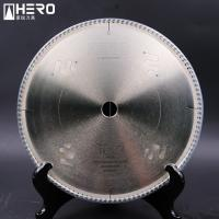 China Metal Cutting PCD Saw Blade / Aluminum Alloy Diamond Circular Saw Blade on sale