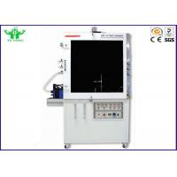 China Laboratory NES713 Smoke Toxicity Index Test Chamber with Burning 100g Specimen on sale