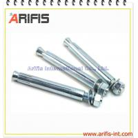 China Galvanized Heavy Duty Concrete Anchor Bolts on sale