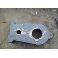 China High Mn Steel Crusher Hammer Castings Crusher Spare Parts For Mine Mills Cement Mills wholesale