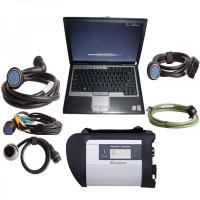 China V2012.11 MB SD Connect Compact 4 Mercedes Diagnostic Tool with DELL D630 Laptop Support Offline Programming wholesale