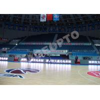 China Full Color SMD3528 Perimeter led display outdoor / Sports advertising led screen Waterproof wholesale