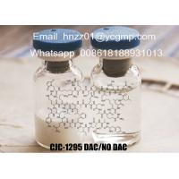 Buy cheap Injectable Liquid Steroids Growth Hormone Releasing Factor Peptide Hormone CJC-1295 DAC product
