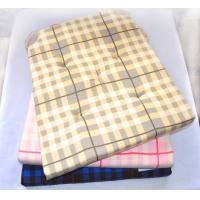 China Stripe cotton seat pads wholesale