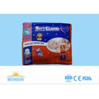 China Size M Safest Disposable Diapers For Babies , Organic Disposable Diapers on sale