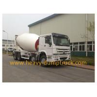 Buy cheap SINOTRUK HOWO 6X4 Concrete Mixer Truck with 6 CBM with Howo 70 cabin from wholesalers